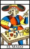 I El mago